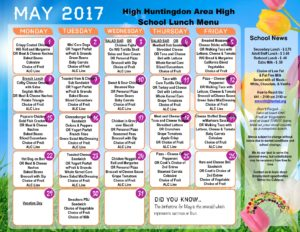 thumbnail of May 2017 – HS Lunch