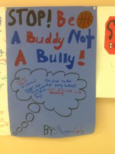 Stop Bullying poster four