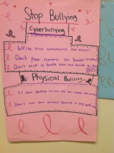 Stop Bullying Poster two