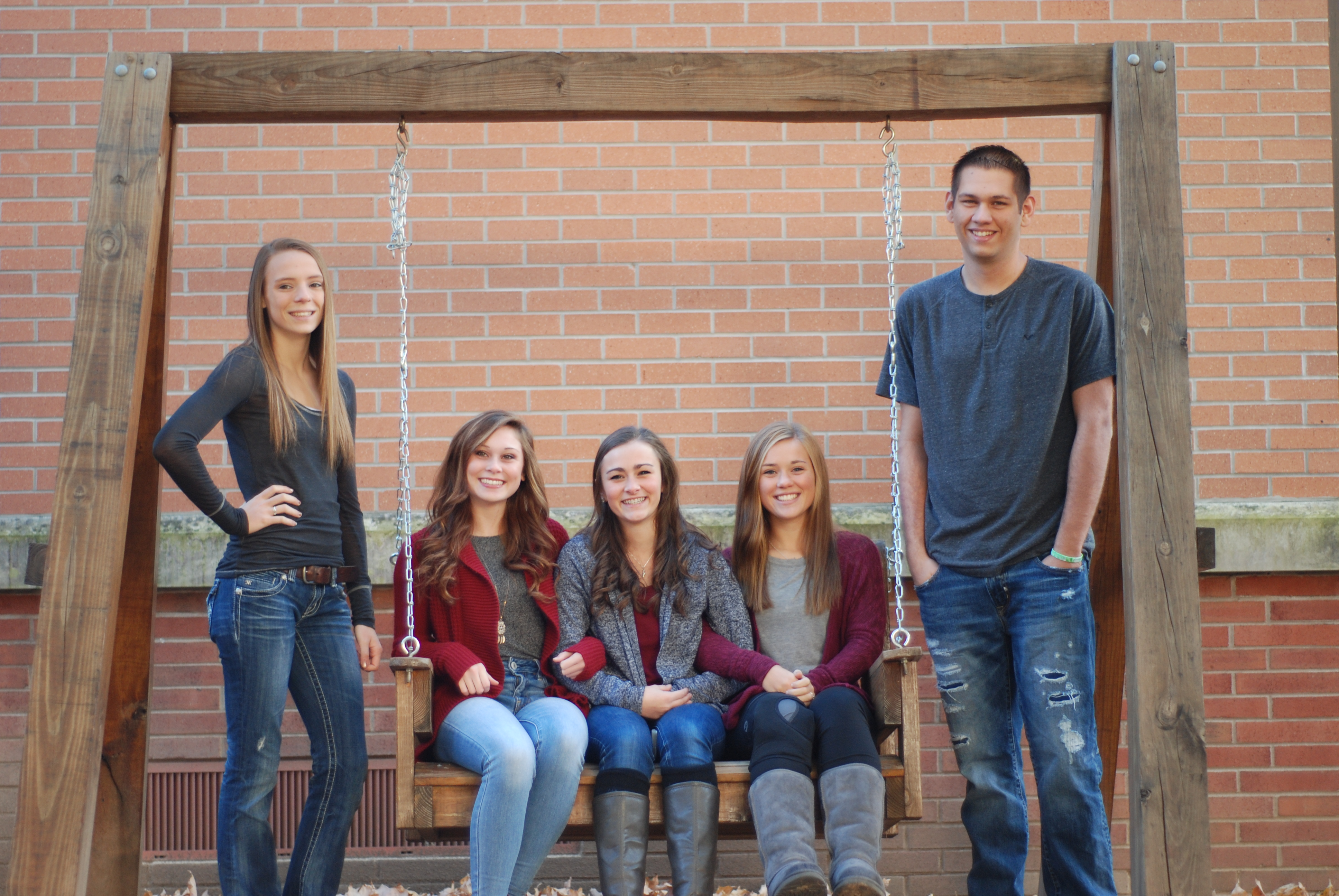 2015-16 Junior class officers