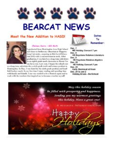 thumbnail of December 2016 Newsletter