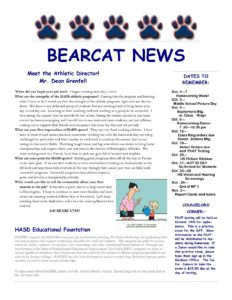 thumbnail of October 2016 Newsletter