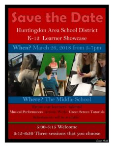 thumbnail of K-12 Learner Showcase – March 26, 2018