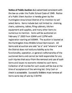 thumbnail of MS Auction Notification