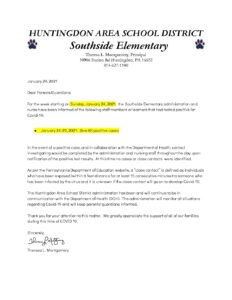 thumbnail of COVID Southside No Positive Cases Letter 1_29_21