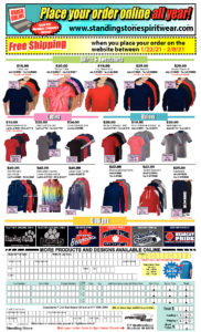thumbnail of Spirit Wear Gear