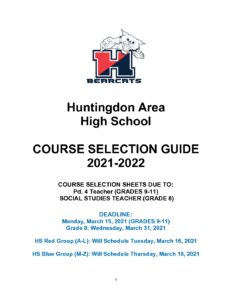 thumbnail of 21-22 HAHS Course Selection Guide – Final_ 3_5_21