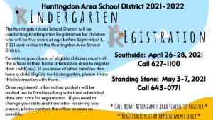 thumbnail of Kindergarten Registration Flyer